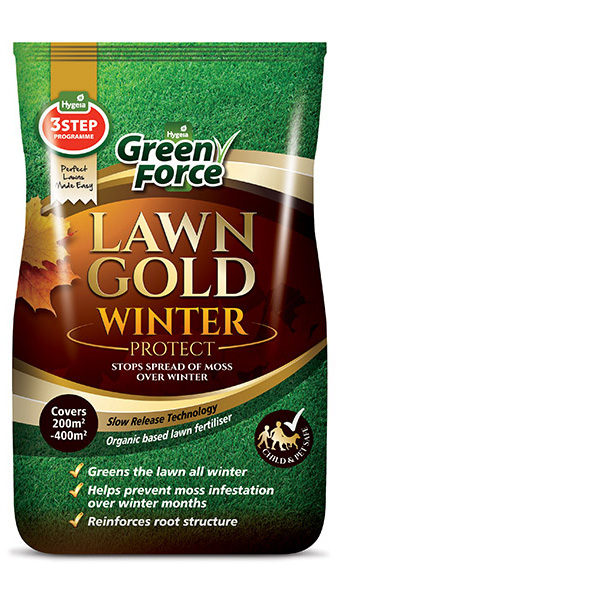 Greenforce Lawn Gold Winter Protect