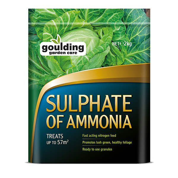 goulding sulphate of ammonia my garden expert feed. Black Bedroom Furniture Sets. Home Design Ideas