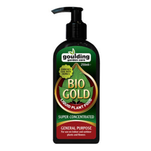 GOULDING Bio Gold Super Concentrated Liquid Plant Food