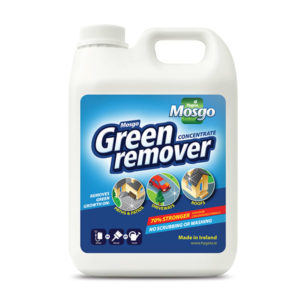 green remover