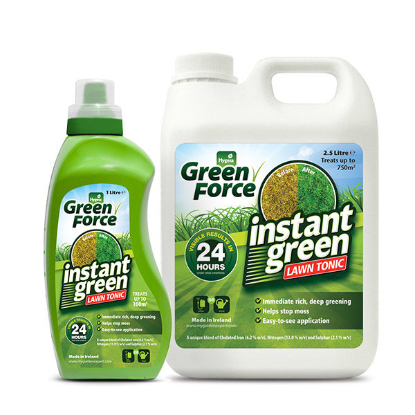 Instant Green Lawn Tonic